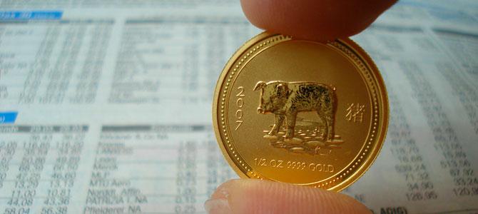 Je trgovanje z zlatom še vedno »in«?