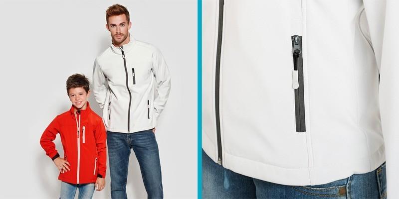 Softshell jakna Antartida